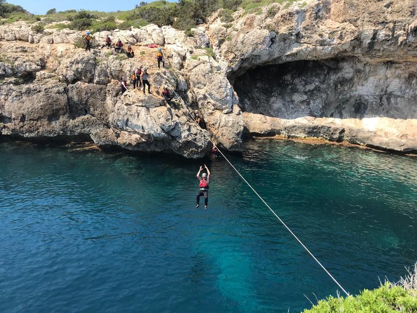 Mallorca Zipline
