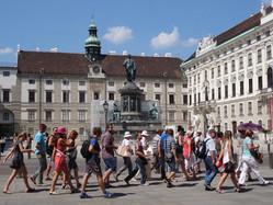 Wenen Hofburg