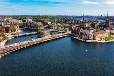Gamla Stan Stockholm Zweden
