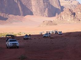 Jeep Tour Wadi Rum