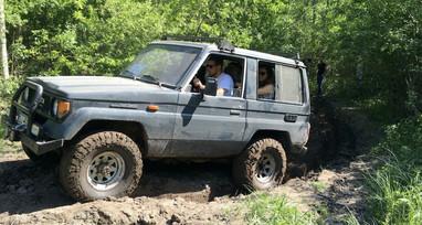 Riga 4x4 jeep adventure