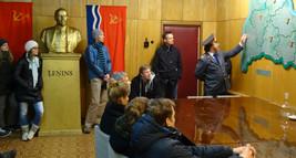Bezoek een voormalige Sovjet bunker.