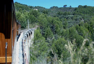 Historische treinrit van Palma naar Sóller