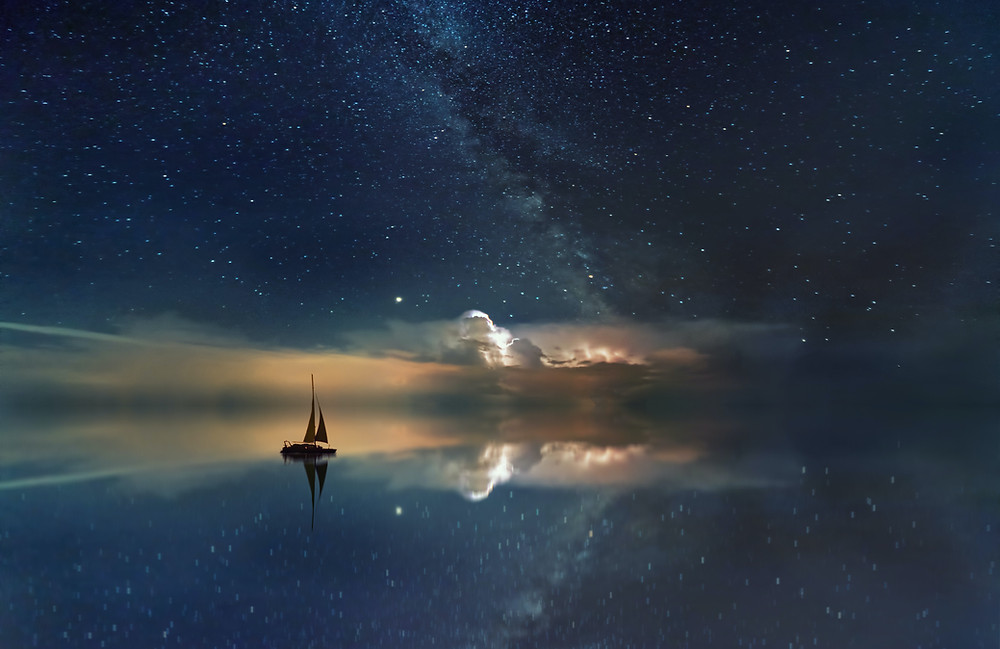 Sailing into the Unknown: Photo Credit: Johannes Plenio