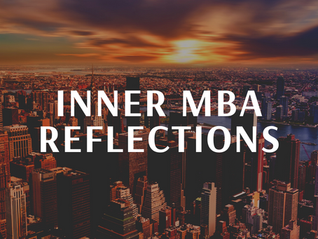 Inner MBA: Uncovering my Immunity to Change