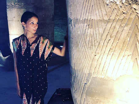 Cruising the Nile and Visiting Edfu: Temple of Horus