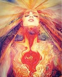 Higher Heart | Higher Self | Photo Credit: Path of the Phoenix