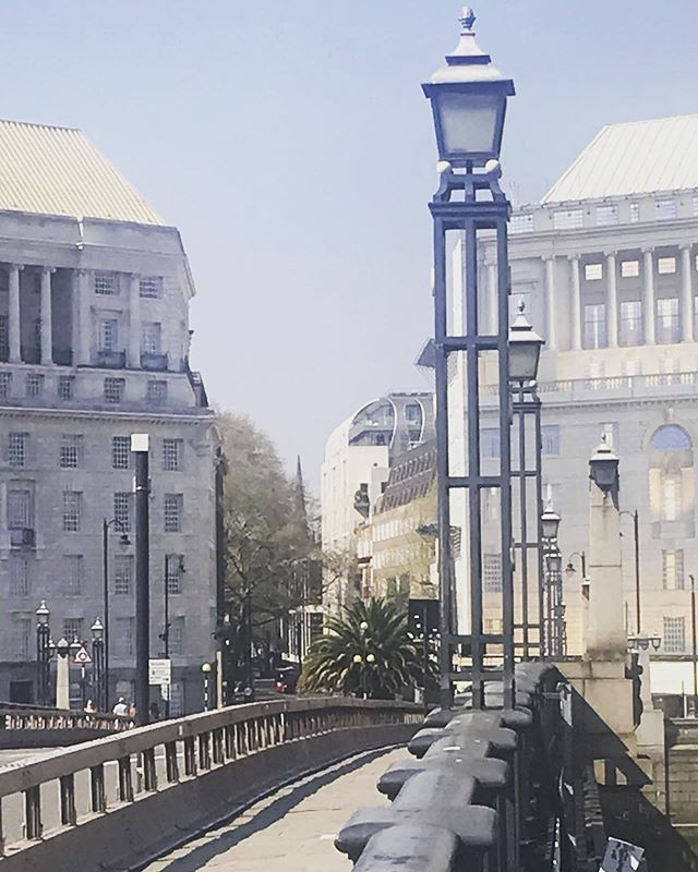 The Street that I was born in - Horseferry Road in London