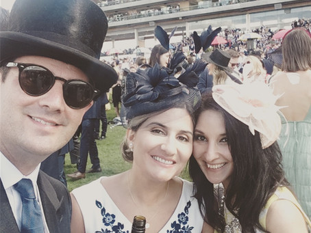 A day in the life of the Royal (Ascot)