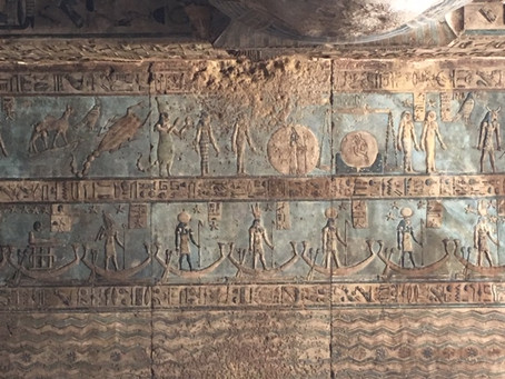 Dendera: Temple of Hathor and the Cosmos