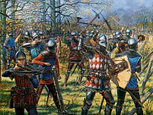 Bataille bourguignons