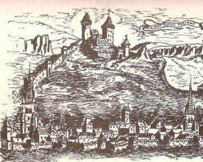 Chateau de Poligny
