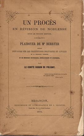 Hugon de Poligny
