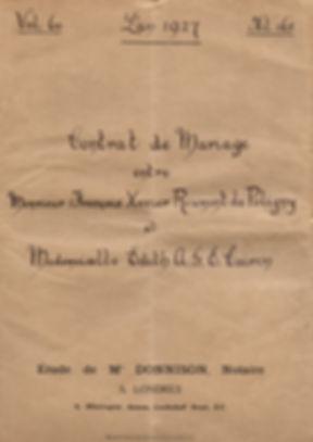 Histoire de Poligny