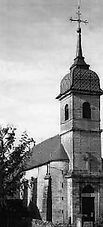 Eglise Evans
