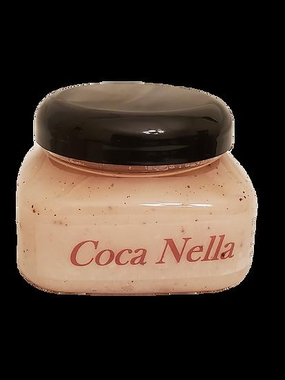 Coca Nella - Body Scrubs - This scrub has a mild chocolate spice aroma.Itso...