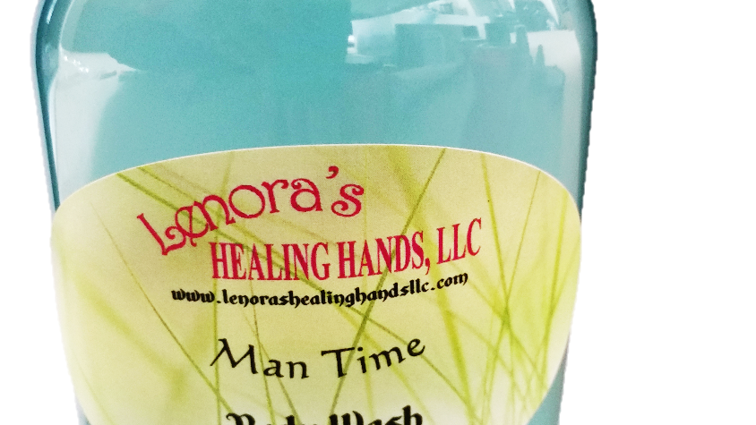 MAN TIME - Body Wash