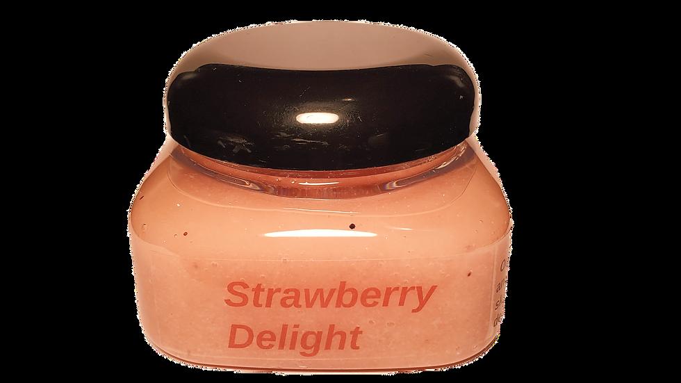 Strawberry Delight - Body Scrubs