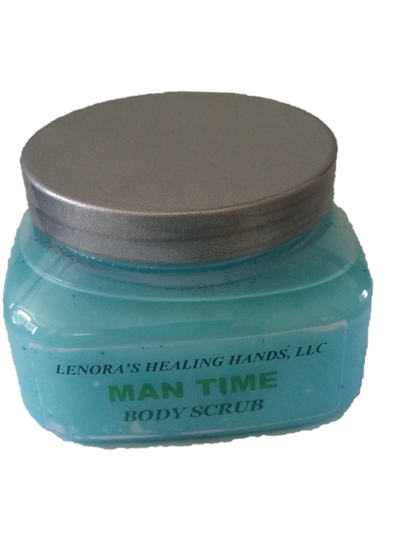Man Time - Body Scrubs - Our Man Time givesa warm attraction aroma. Itsofte...