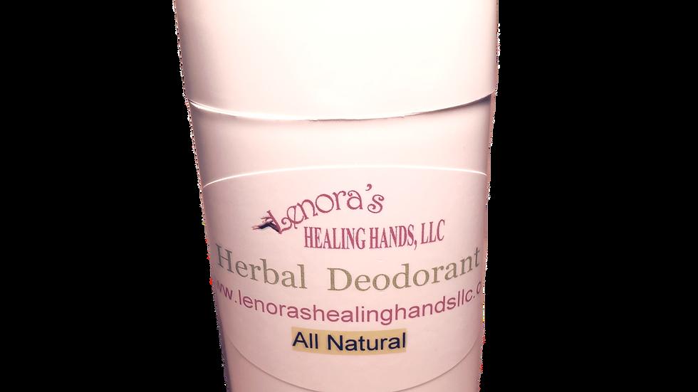 Natural Deodorent