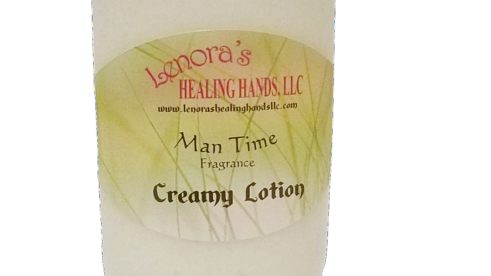 MAN  TIME  LOTION