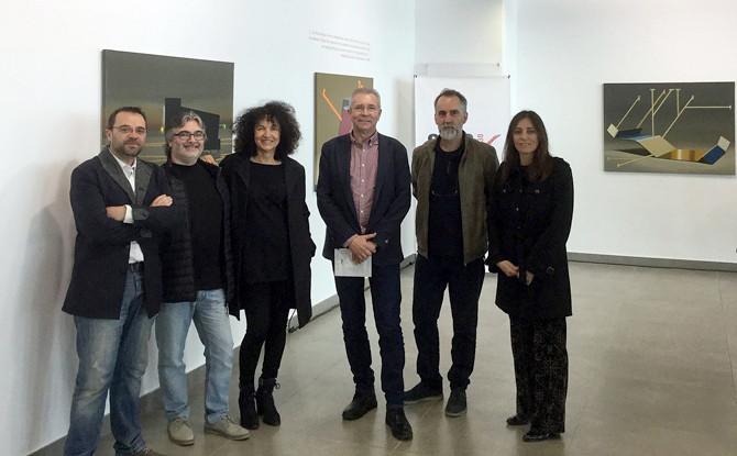 """NUNCA """"LOS LEJOS"""" ESTUVIERON TAN CERCA Exposicion individual Sala30 del Museo de Arte Contemporaneo de Vilafames_Aeropuerto de Castellón Del 9/2 al 30/8/2018"""