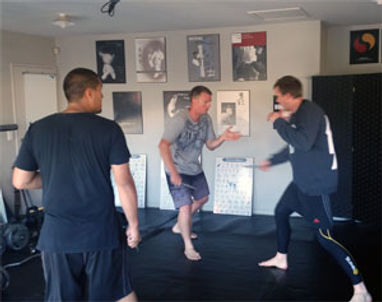 Self Defense Training in Flagstaff, Hamilton
