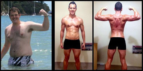 Fat loss, muscle gain, nutrition