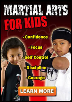 Private Mixed Martial Arts for Kid's Sessions