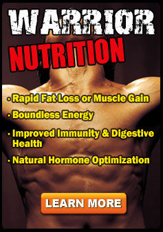 Warrior Nutrition & Supplementation.