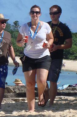 Warrior Bikini Body Before Fat Loss