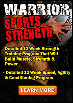 Warrior Sports Strength