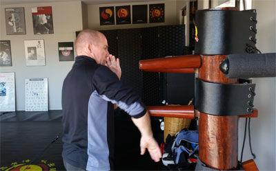 Jeet Kune Do, Wing Chun Hamilton