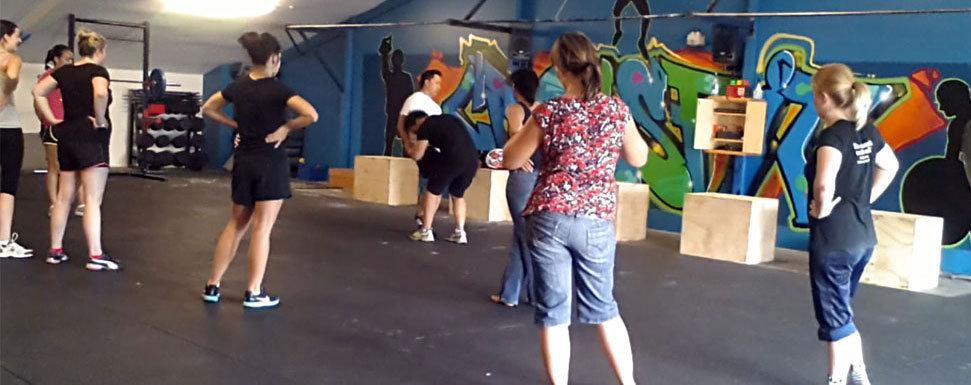 Women's Self Defense in Flagstaff, Hamilton