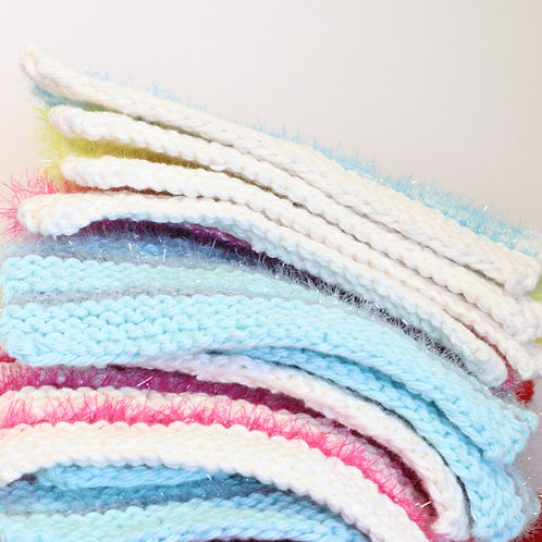 Pot Scrubber Dish Cloths