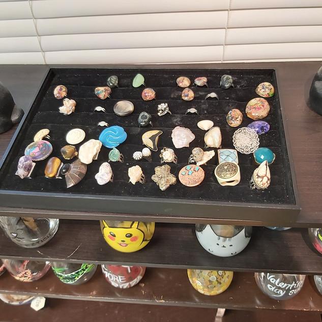 Handmade Unique Rings