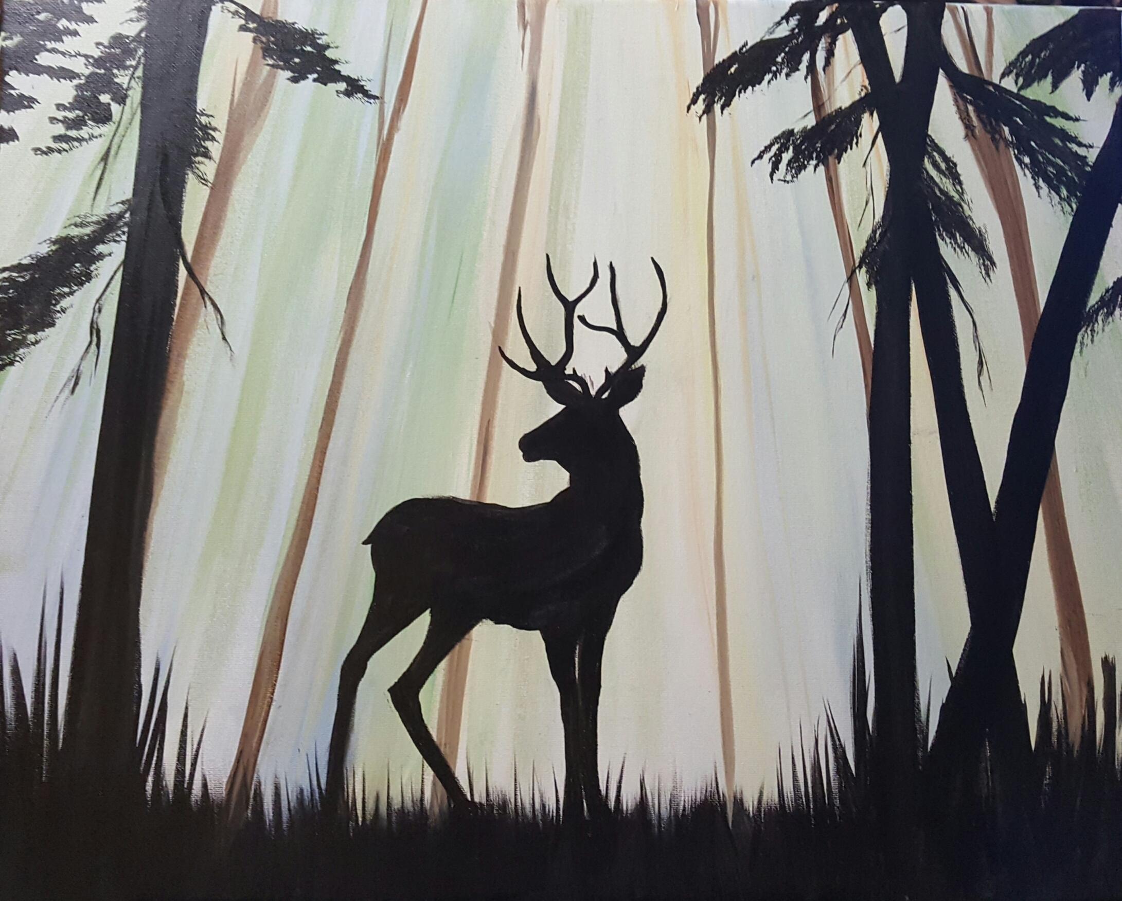 Peeking Through the Forrest