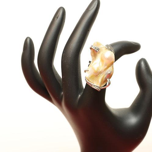Medium Seashell Ring
