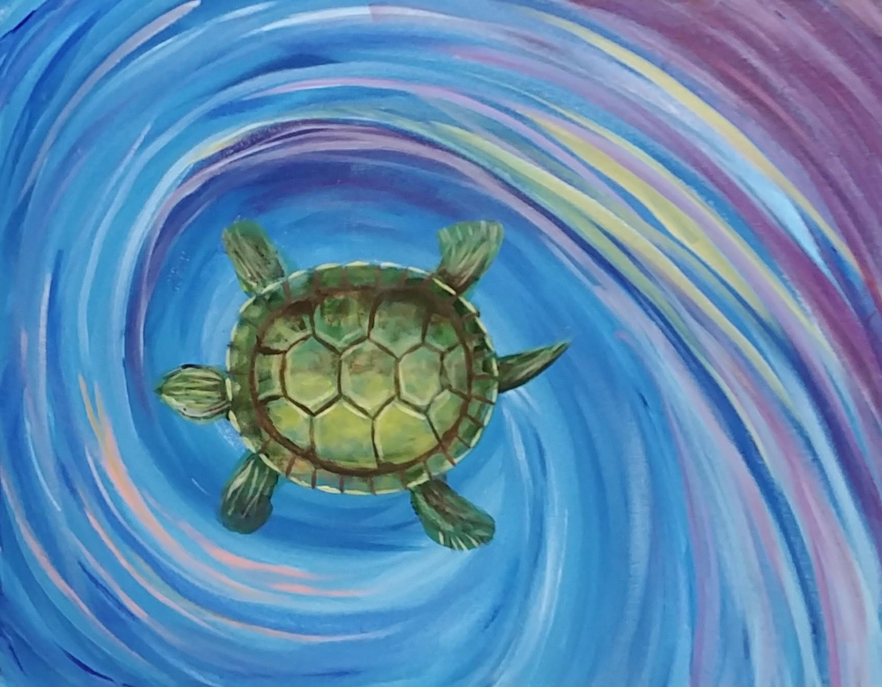 Twisted Turtle