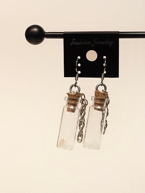 Fairy Jar Earrings