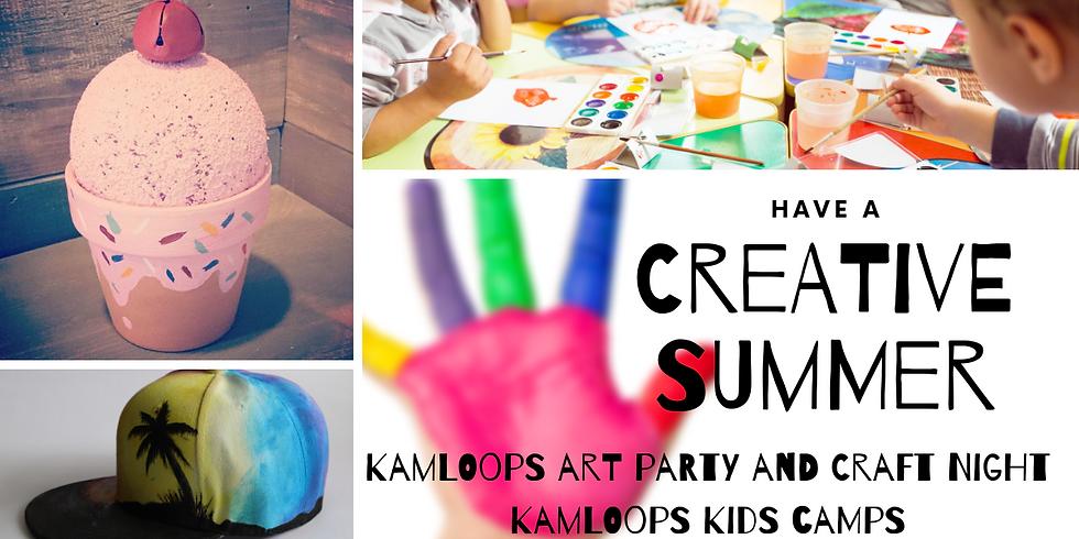 Kids Summer Camp Week 1