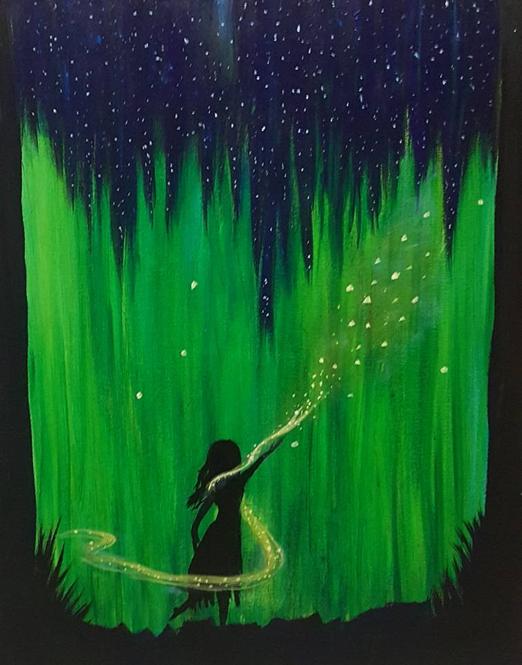 Dancing With Fireflies
