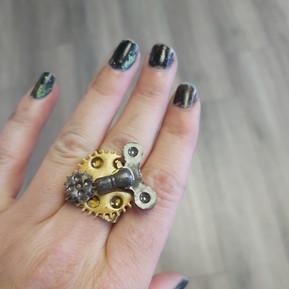 Steam Punk Ring