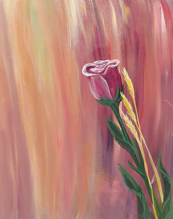 Wheat and Rose
