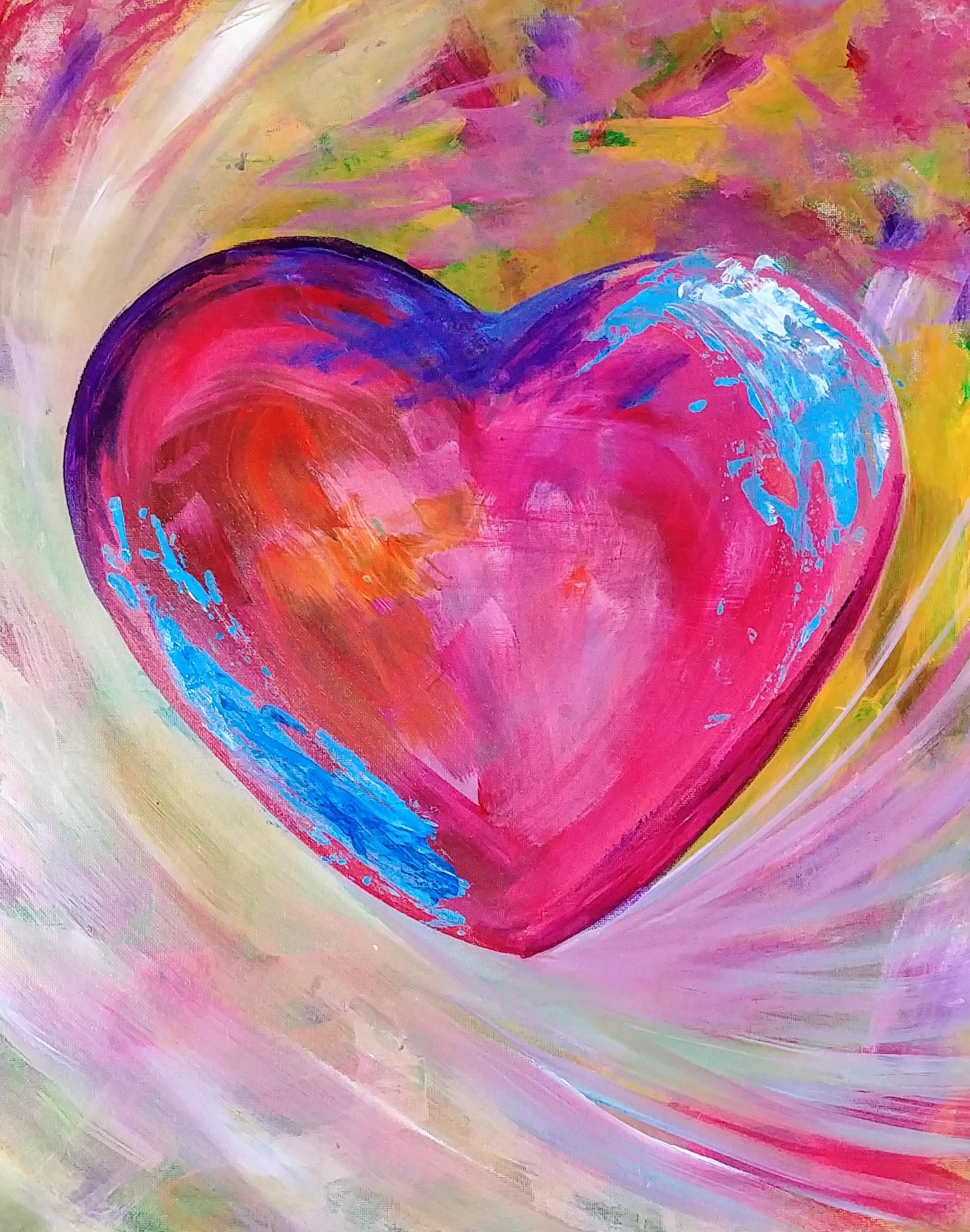 Funky Heart 1