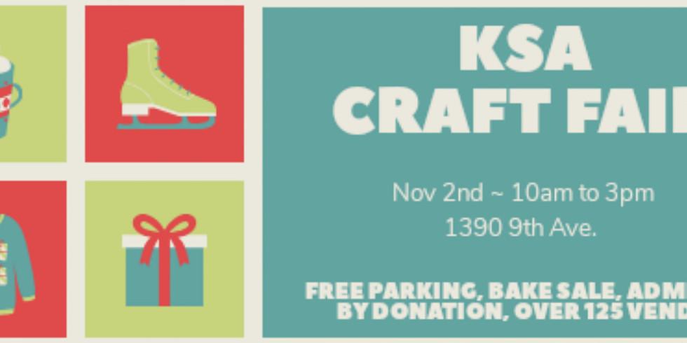 KSA Craft Fair