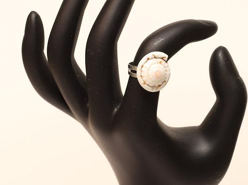 Small Seashell Ring
