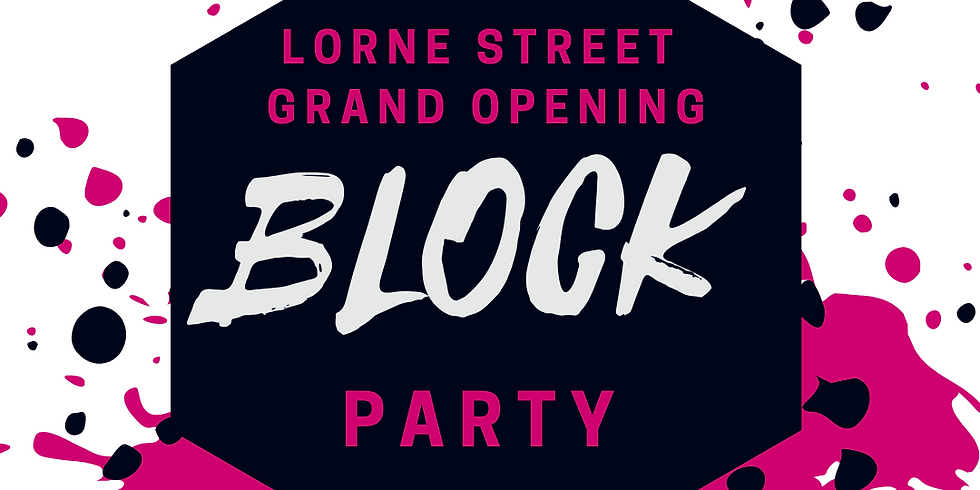 Lorne Street Grand Opening