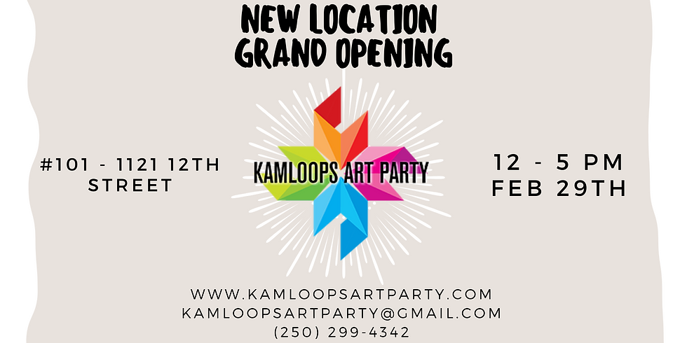 New Location Grand Opening