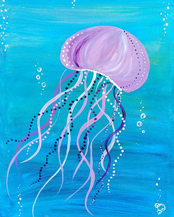 Dotted Jellyfish